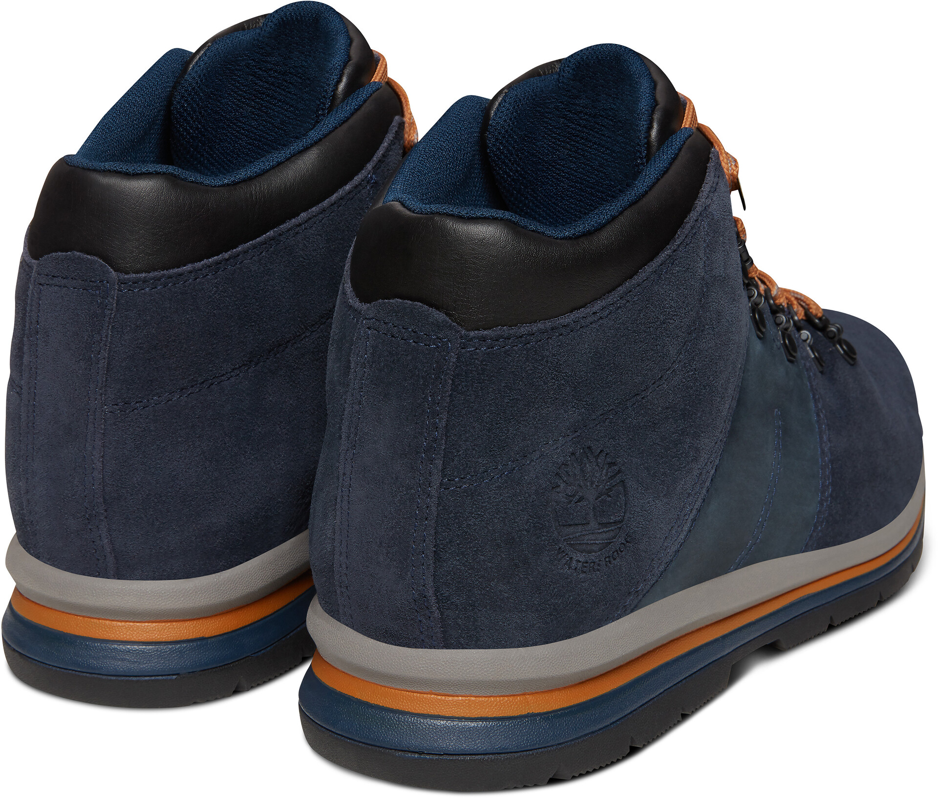 Timberland Wp Suede Gt Navy Rally Mid Shoes Herren Leather mvyn0OPN8w